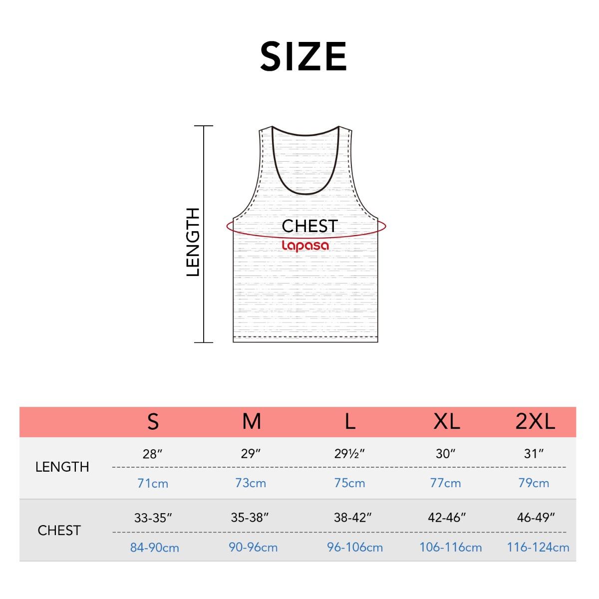 M36 size chart
